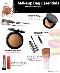 essentials basic makeup necessities makeup necessities for