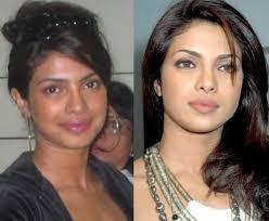 priyanka chopra without makeup stani actresses