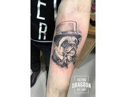 Tattoo Dragoon Brno Jihomoravský Kraj Recenze Tetování Tattoo