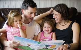 Resultado de imagen para niños en familia