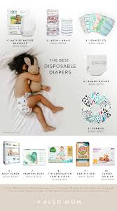 The Best Disposable Diapers Also Mom