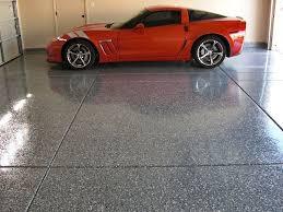 Simple Epoxy Flooring Garage Floor Does Your Look This Good Httpwwwnorthernconcreteinccom Inside Design Ideas