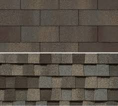 Concept Architectural Shingles Vs 3 Tab In Weathered Wood T And Ideas
