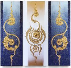 multi panel canvas wall art asian