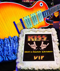 Kiss Birthday Packages Kiss By Monster Mini Golf