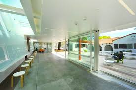 lehrer architects office design. Was Converted To Provide Space For Offices And Meeting Rooms. Giving Respect The Scale Style Of Bungalow, Lehrer Architects Designed Office Design O