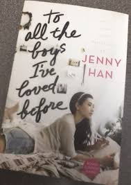 I give her a reproving look, and she ignores me. Book Nerd Maggie To All The Boys I Ve Loved Before Jenny Han