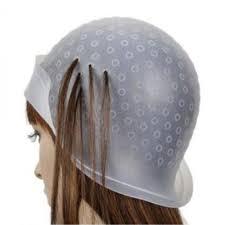 Amazoncojp ヘア キャップ メッシュ 髪染め用 ヘアキャップ シリコン