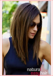 Medium Straight Hairstyles For Women With Fine Hair Best And Easy
