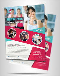 19+ Fitness Flyer Designs | Free & Premium Templates