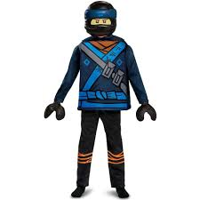 Ninjago Jay Movie Deluxe Child Costume, Small (4-6) in 2020 | Boy costumes,  Ninjago costume, Lego costume