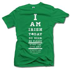 Irish Top 100 Charts Amazon Com Irish Eye Chart I Am Irish Today So Beer Me