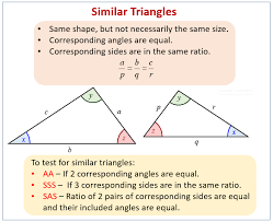 7.2 similar and congruent triangles.notebook 3 march 02, 2017 a b c 5 13 solve for the missing side, then give the ratios of. Congruence And Similarity Examples Solutions Worksheets Videos Games Activities