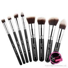 sigma makeup brushes kit. sigma precision kit review makeup brushes
