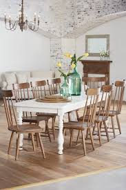 long dining room tables. Vase Turned + Spindle Back Long Dining Room Tables