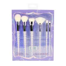 beauty creations 6pcs unicorn dream brush set