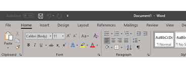 Microsoft Access Themes Download How To Enable The Dark Mode In Microsoft Office Change