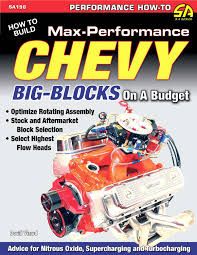 GM's 572 Big Block Chevy Muscle Motor - MotorTec Magazine
