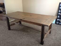 Pine Farmhouse Kitchen Table Dining Room Table Farmhouse Bettrpiccom