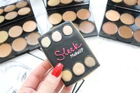 sleek contour cream contour palette all colors sleek makeup face contour kit um review beauty vlogger