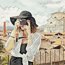 the deep art effects app enables you to transform your picture into a masterpiece of digital art this happens by means of deep learning algorythm