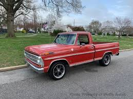 1968 Used Ford Ranger Short Bed Pickup Truck For Sale at WeBe Autos ...