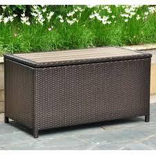 outdoor wicker storage bench wonderful outdoor wicker storage bench outdoor wicker storage bench seat box black outdoor wicker storage bench