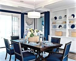 interior velvet dining room chairs blue table navy beautiful marble conventional magnificent 4