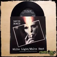 David Bowie White Light White Heat David Bowie White Light White Heat 7 Simple Vinilo 780 00