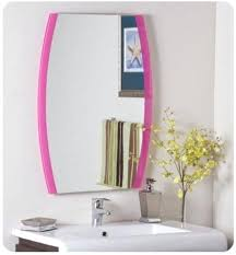 Small Picture Wall Mirror Design Pink Decor Planet Clear Forms Partwall Designs