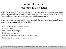 Account Planner Resumes Account Planner Rome Fontanacountryinn Com