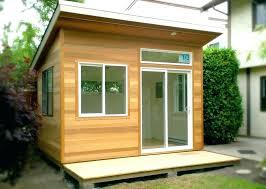 prefab backyard office. Backyard Office Shed Studio Prefab Kits