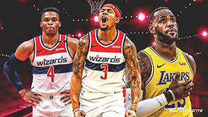 Wizards news: Bradley Beal's reaction to beating LeBron James, Lakers