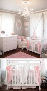 Elegant and Feminine Nursery   Nursery, Gray and Babies