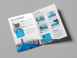 2 folded brochure template two fold brochures rome fontanacountryinn com