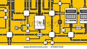 electrical wires stock images, royalty free images & vectors House Electrical Wiring Components electric wiring background home electrical wiring components