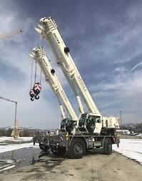 Grove 165 Ton Crane Load Chart Rough Terrain Cranes Rough And Ready Article Khl