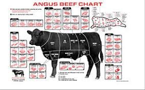 Beef Identification Chart Meat Charts Beef Pork Lamb Goat The Virtual Weber Bullet