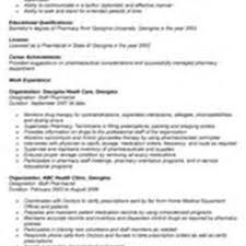 No Pharmacist Resume Sales Pharmacist Lewesmr