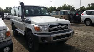 Brand New Toyota Land Cruiser Hardtop LX10, Toyota LC76 in Dubai ...