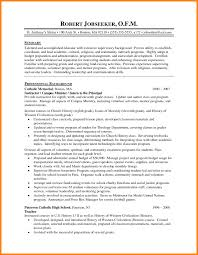 Example Of Teacher Resume Simple Early Childhood Teacher Resume Example With Areas Of 41