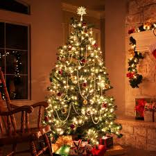 Christmas Tree Lights Amazon Amazon Com Yunlights Christmas Star Lighted Tree Toppers