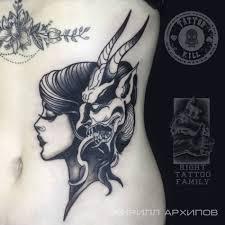 фотографии студия правильная татуировка