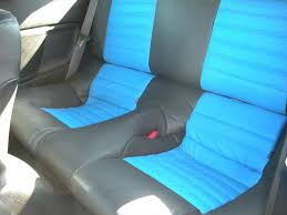 car leather seat upgrades or replacement