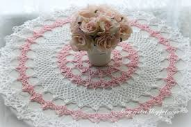 Crochet Doily Patterns Enchanting Lacy Crochet Free Doily Patterns