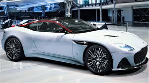 New 2021 Aston Martin Dbs Superleggera Coupe Price Interior Specification Youtube