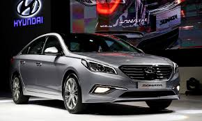 new car release in india 20152017 Hyundai Sonata front view autoshow picture  Automotive