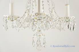 antique lead crystal chandelier designs