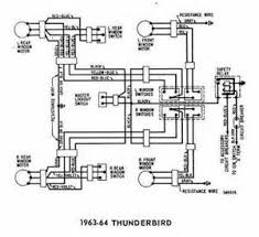 1964 ford thunderbird wiring diagram images 57 ford thunderbird 1964 ford thunderbird wiring diagram 1964 circuit wiring