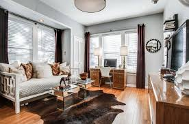 living in office space. Image Of: Contemporary Living Room Office In Space